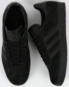 Adidas Gazelle Trainers Black,originals,shoes,mens,sneakers