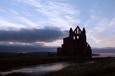 Sylvia douglass whitby abbey