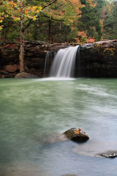 14 Waterfalls in Arkansas - Falling Water Falls: Oftentimes these natural waterfalls are not more than a small stream that pours over a wide ledge and drops about 10 feet into a pool below. After heavy rains, though, the water gushes over much of the rock overhang, located in a beautiful, wooded spot. At the junction of Scenic 7 Byway and Ark. 16 at Pelsor, turn east on Ark. 16 to Ben Hur, then go south about 1.5-miles until you reach Forest Service Road 1205. Turn east on this road and ...