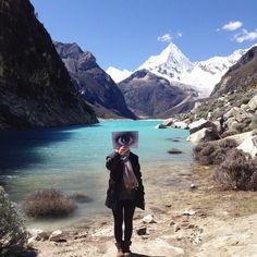 Laguna de Paron, Caras-Huaraz // Visybilidad [Ojo // Eye]