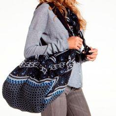 Paisley Shoulder Bag- okay, I seriously love this!