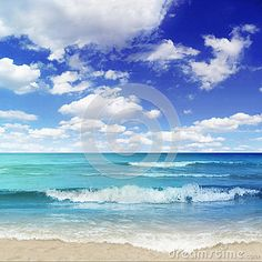 Playa con interruptores de Kurt Kleemann, a través de Dreamstime
