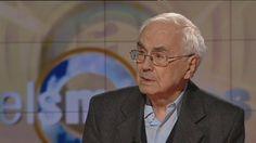 """Entrevista de l'escriptor Josep Maria Espinàs a """"Els matins""""."""