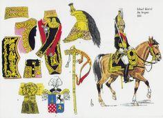 Louis BARAGUEY d'HILLIERS, Colonel Général des Dragons 1804