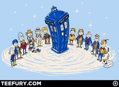 Dr. Seuss meets Doctor Who