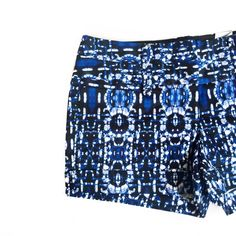 // NWT • M a u r i c e s • S h o r t s • Sz 1/2 // NWT Maurices blue and black shorts Size 1/2 (Size fits like a 2) Maurices Shorts