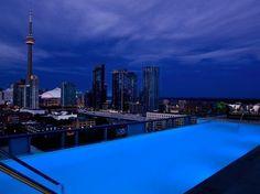 Dünyanın En Sıradışı 20 Yüzme Havuzu
