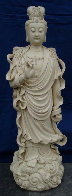 Kwan Yin, bodhisattva of compassion