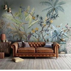 Wall Mural Ideas for Living Room . Wall Mural Ideas for Living Room . Polly Wallpaper by Tecnografica Italian Wallcoverings In Most Beautiful Wallpaper, Decorative Panels, Designer Wallpaper, Wallpaper Designs, Wallpaper Ideas, Wallpaper Murals, Modern Wallpaper, Kids Wallpaper, Eclectic Wallpaper