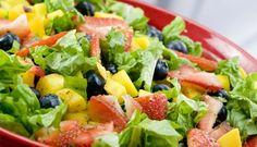 Salada Tropical Light - PortalNamira.com