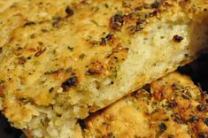 Quick garlic bread with rolled oats [in Danish] New Recipes, Healthy Recipes, Danish Recipes, Recipies, Danish Food, Fresh Bread, Garlic Bread, Creative Food, Bread Baking
