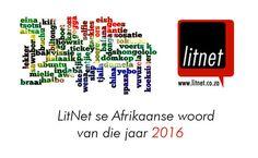LitNet se Afrikaanse woord van die jaar 2016 | LitNet