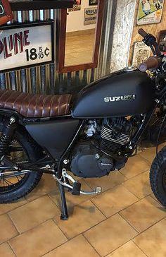 #49 Suzuki GN125