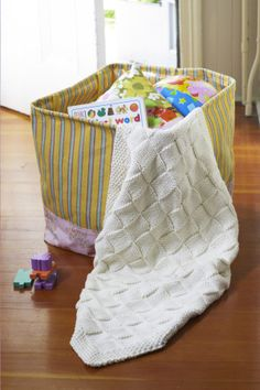 Image of Twin Lakes Blankie