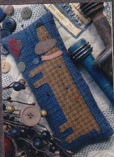 pincushion sewing craft pattern