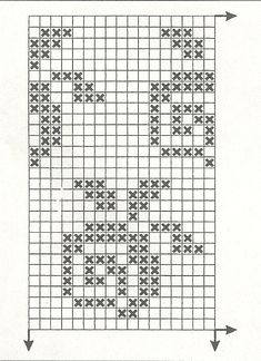 филейное вязание крючком схемы - Поиск в Google