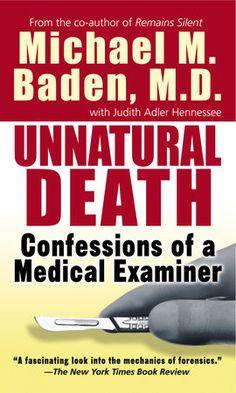 Good Books, Books To Read, True Crime Books, Medicine Book, Forensics, Stories For Kids, Jfk, Nonfiction Books, Books