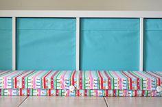 How to Make A Cushion for your Ikea Kallax Cube Shelf
