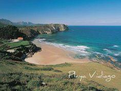 Playa Vidiago