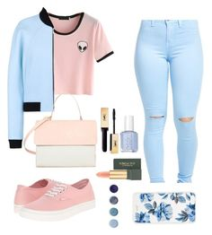 """""""My First Polyvore Outfit"""" by mapnha ❤ liked on Polyvore featuring Balenciaga, Vans, Sonix, Eddie, MAC Cosmetics and Terre Mère"""