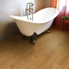 TrafficMaster Allure 6 in. x 36 in. Allure Autumn Oak Resilient Vinyl Plank Flooring (24 sq. ft./case)-54212 at The Home Depot