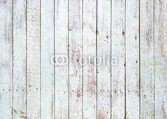 Grafika ze wzorem: Black and white background of wooden plank