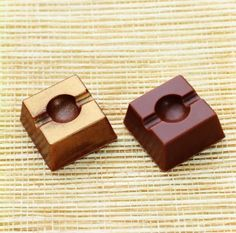 Square with Sphere Chocolate Mould
