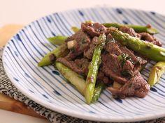 蝦醬露筍牛肉