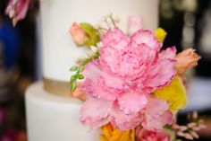 Sugar Flowers I Peony I The Mischief Maker #mischiefmakercakes                                                                                                                                                     More