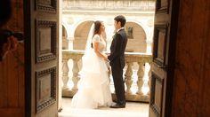 Boston Public Library: Beth & Michael #mcelroyweddings #relivethemoment #weddingvideo #weddingcinematography #cinematicweddingvideography #wedding #bostonweddingvideography #bostonpubliclibrary