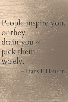 People Inspire you o