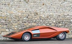 1970 Lancia Stratos the prototype. @designerwallace