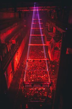 Did London have its Berghain moment when Printworks opened last weekend?