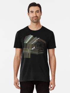 Interstellar T-shirt premium Film Movie, Movies, Interstellar, Sci Fi Art, Les Oeuvres, Science Fiction, Minimalism, Fanart, Cinema