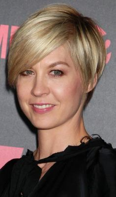 Hairstyles and haircuts for short hair, short business hairstyle