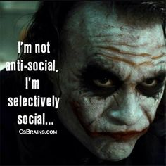 Most memorable quotes from Joker, a movie based on film. Find important Joker Quotes from film. Joker Quotes about who is the joker and why batman kill joker. Heath Ledger Joker Quotes, Best Joker Quotes, Badass Quotes, Best Quotes, Wisdom Quotes, True Quotes, Motivational Quotes, Inspirational Quotes, Funny Quotes