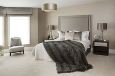 Miram House | Interior Lifestyle | Luxury Home Design & Decor | Bedroom | Bespoke Furniture