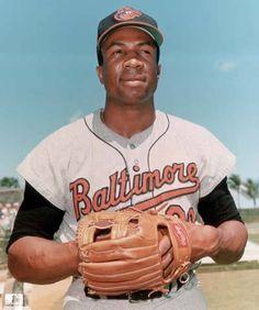 Frank Robinson / Orioles #20