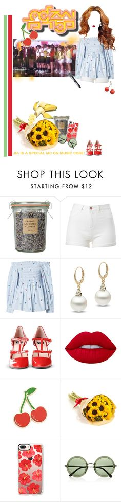 """""""«MUSIC CORE MC» JIA IS A SPECIAL GUEST"""" by cw-entertainment ❤ liked on Polyvore featuring SUNO New York, Boutique Moschino, Lime Crime, Georgia Perry, Casetify and The Row"""