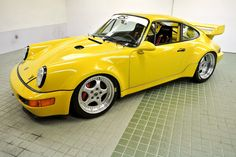 used 1993 Porsche 964 RSR For Sale | HONG KONG | Stock: 1993PO964RSR