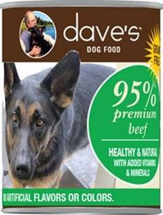 With low carbohydrates and high protein content, the Premium Meat canned dog food of Dave's Pet Food will help overweight and diabetic dogs keep to a healthy diet. Check out our food flavors today. Dog Training Methods, Basic Dog Training, Dog Training Techniques, Training Dogs, Canned Dog Food, Pet Food, Canned Chicken, Best Dog Food Brands, Dog Food Recall