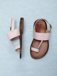 Pepe Sandals (on Gilt! Little Girl Outfits, Little Girl Fashion, My Little Girl, Toddler Fashion, Toddler Outfits, Kids Outfits, Kids Fashion, Baby Girl Shoes, My Baby Girl
