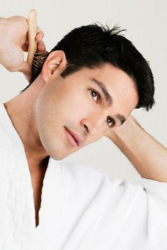 How to Stop Hair Loss for Men with Homemade Recipe