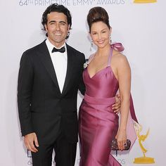 "Sources reveal to Us Weekly in its Oct. 28 issue that Ashley Judd is ""going to give it another try"" with estranged husband Dario Franchitti; the race car driver's accident two weeks ago made her realize she wants to be with him again"