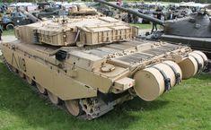 Challenger I MBT - High Res