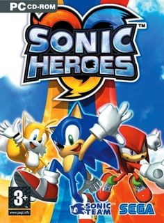 Sonic Heroes PC [Español] [Full] [Mega]