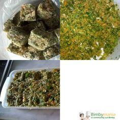 Preparato per soffritto Bimby, un preparato per il soffritto sempre pronto in congelatore, anche quando siamo a corto di odori e verdure fresche!
