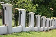 Decorative Fencing - Wrought Iron - Traditional ...