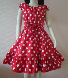polka dot dress for little girl - Google Search