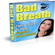 Check For Bad Breath. There are different ways to determine whether or not you have bad breath. Here are some ways that you can do this: This is about the easiest way for you to find out if you have bad breath.  Breathe on the back of your hands.  You will automatically smell the odor as it comes out of your mouth.